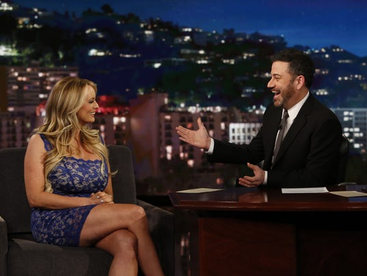 Image result for stormy daniels kimmel