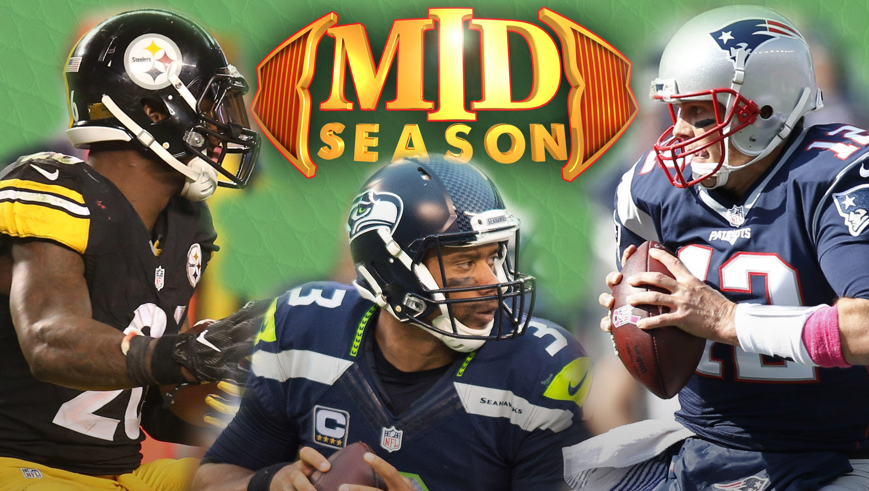 Midseason 2016 NFL record projections for all 32 teams ...