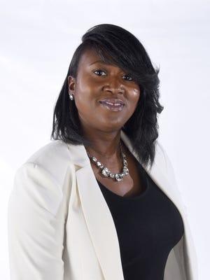 Candice Halbert, Knoxville Business Journal 40 Under 40 honoree