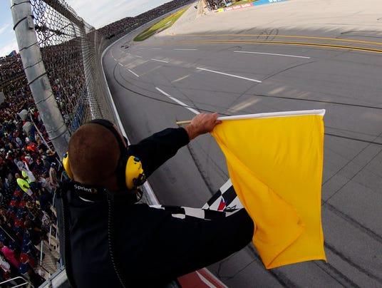 Warnings flags flap