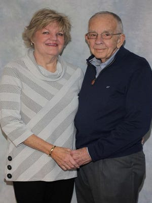 Willis and Peggy Hansen donated $100,000 to Lake Regional Health System.