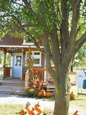 Reiboldt's Farm Market is ready for fall, inside an dout!
