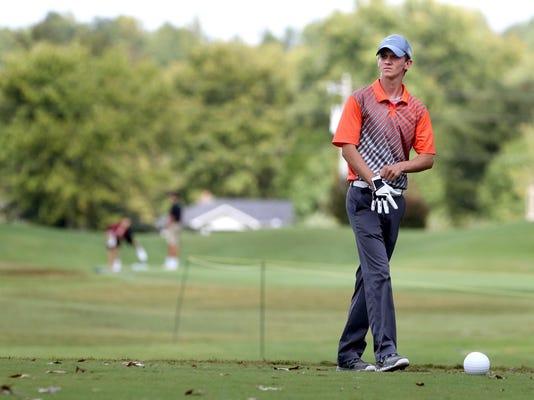 9 Owens Blackman Golf