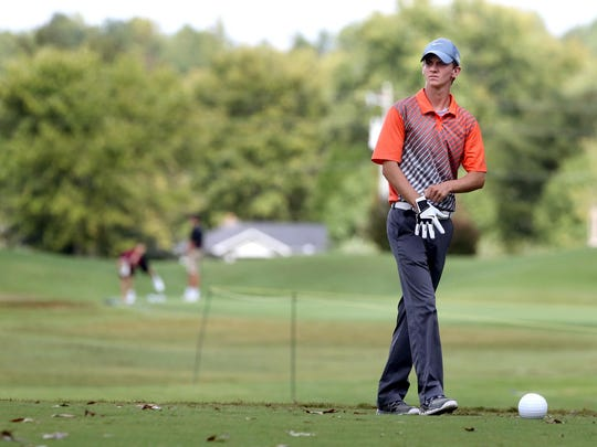 Former Blackman High School golfer Tanner Owens has qualified for the 2018 U.S. Amateur Championship at Pebble Beach.