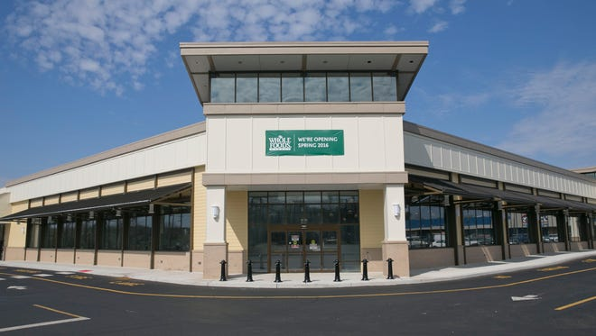 Whole Foods on Route 35 in Wall is opening on April 13.