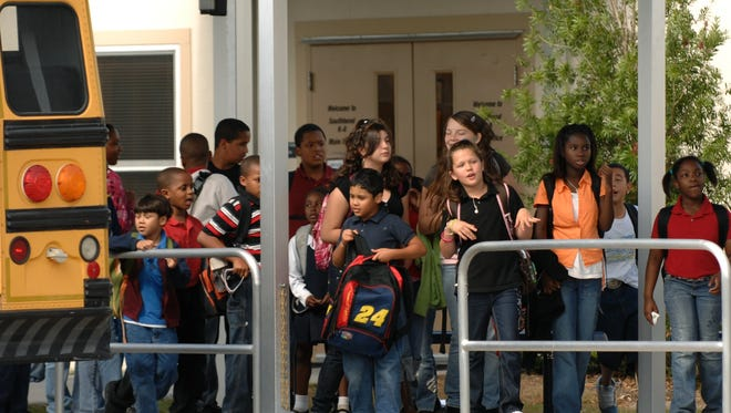 Martin County School District no longer will bus students who live less than 2 miles from school.