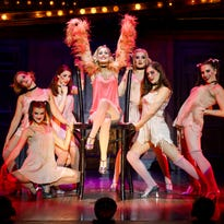 Knoxville native stars in timely touring production of 'Cabaret'
