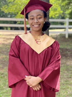 Camille Rogers, from Cross Creek High School, is among 20 outstanding students in the Class of 2020 who have been selected for The Augusta Chronicle's 18th annual Best & Brightest Awards.