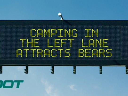 Sterling Gavette's winning safety message.