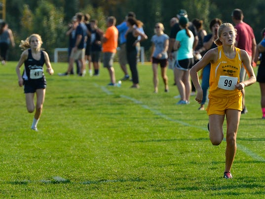 York-Adams League cross country championships