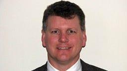 Milford High School teacher and coach Jim Sander died Thursday. He was 53.