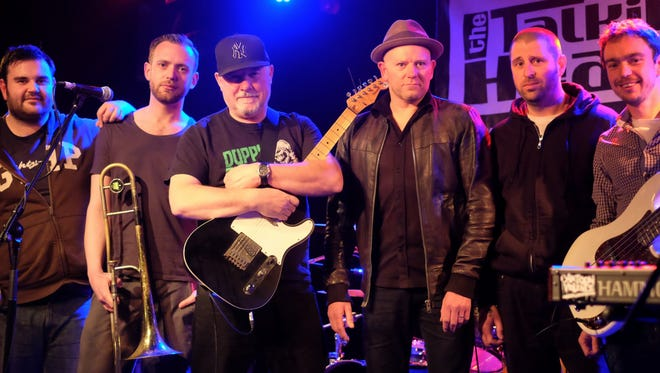 The Toasters will perform Jan. 14 at the Melody Inn.
