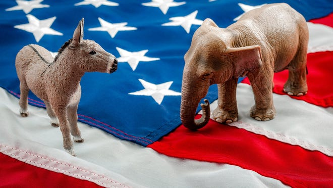 Volusia County Republicans and Democrats will be electing new officers next week.