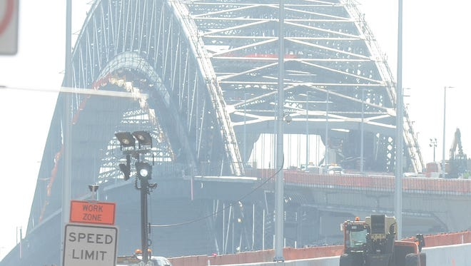 Bayonne Bridge is scheduled to reopen Monday February 20th. Feb 18, 2017