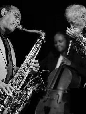 Corky Siegel and Ernie Watts