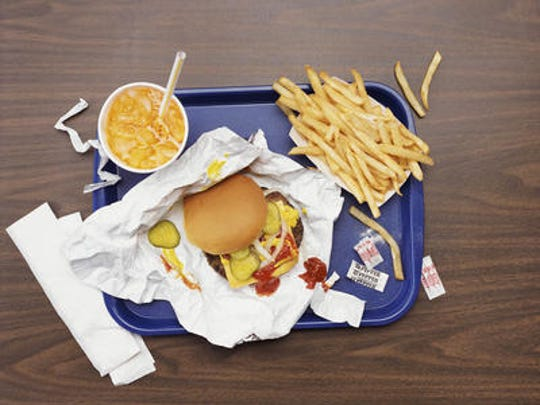 Fast food high in fat, salt and sugar content are big contributors to diabetes.