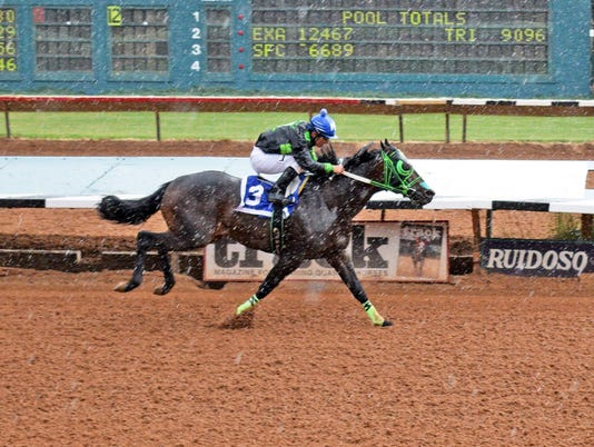 Zia Futurity Trial A Passion For Flashn
