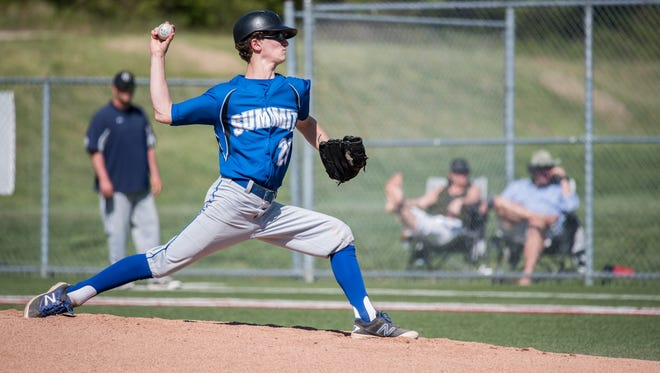 Summit Country Day's Matthew Treadway was named the Enquirer Athlete of the Week in Ohio.