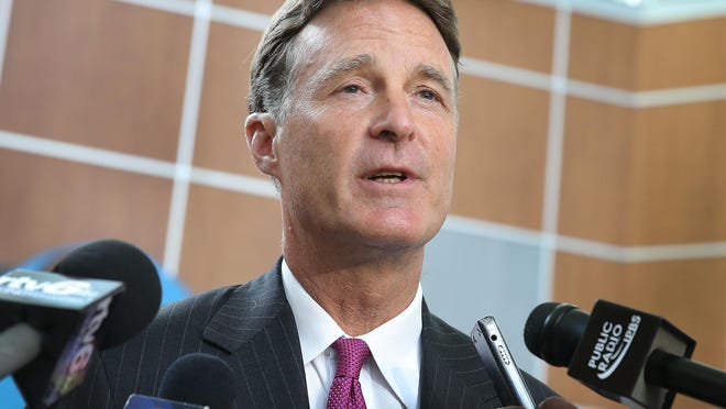 Evan Bayh, former U.S. senator and Indiana governor, is the Democratic candidate for Senate this year.