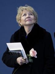 June Scobee Rodgers