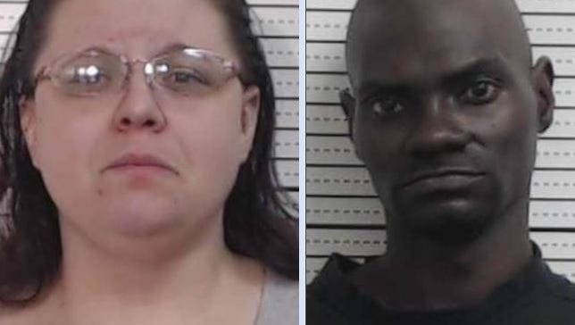 Debbie Johnson and Ulysses Combs
