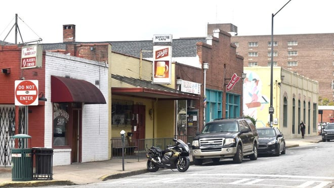 Three Hot Corner businesses would not be included in a proposed historic district in the western part of downtown Athens.