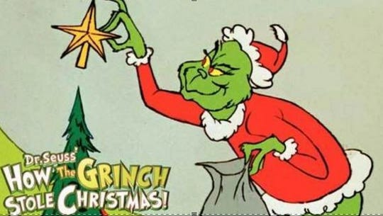"""How the Grinch Stole Christmas"" is a perennial favorite."