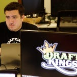 FanDuel Inc. and DraftKIngs have increased their lobbying activity. (Andrew Harrer/Bloomberg)