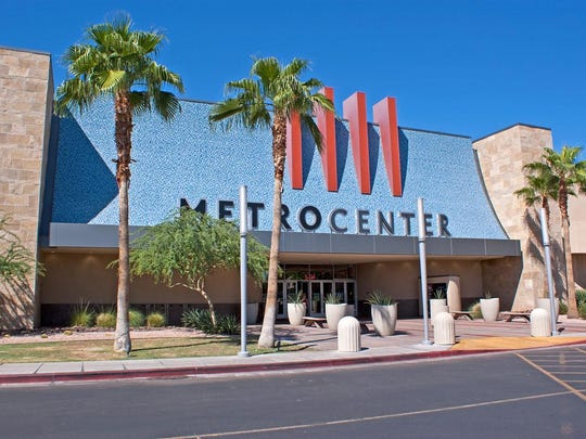 Metrocenter opened in 1973 near Peoria and 35th avenues as one of the largest malls in the country.