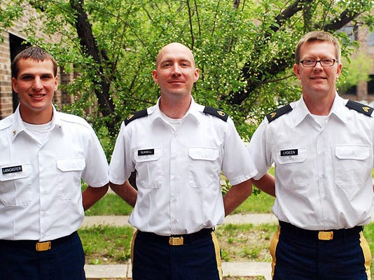 Wisconsin National Guard band sweeps Army music competition