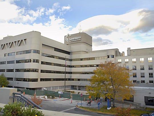 Saint Mary's Regional Medical Center.