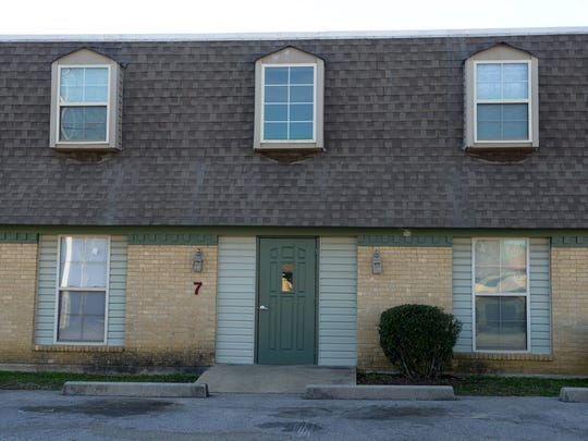 Jackson police said that Mondarrius Miller died from gunshot wounds sustained outside of this apartment complex at The Villages of Old Hickory.