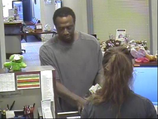 Hanover bank robbery defendant James Brown Jr.