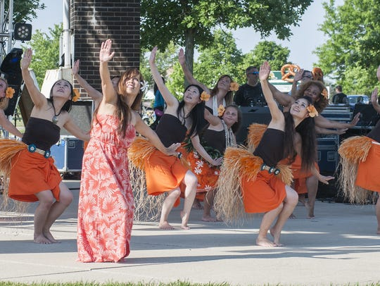 Diversity is celebrated at Liberty Fest as a wide array