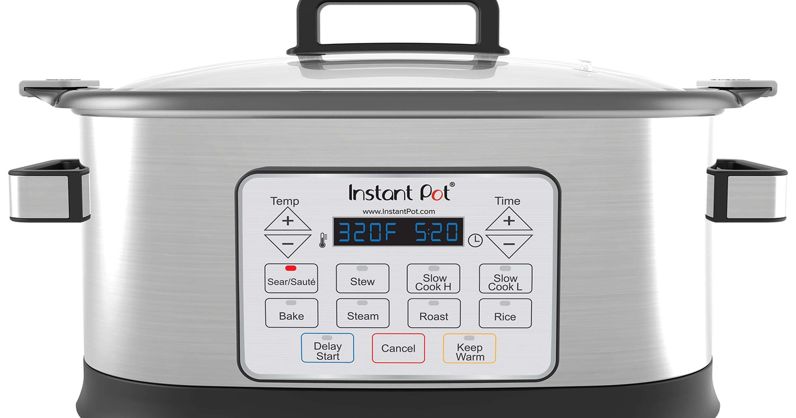 Relax: It\'s not the Instant Pot pressure cooker that\'s overheating