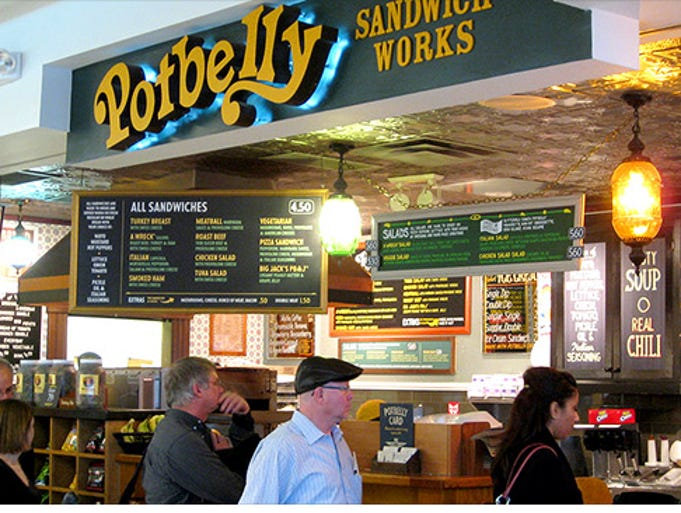 Potbelly Sandwich Shop plans to open its first store in Sioux Falls next to Scheels at 41st Street and Western Avenue later this year.