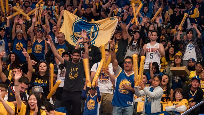 A fan forked over record money for tickets to Monday night's Game 5.