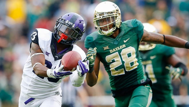 TCU and Baylor were left wondering what might have been at the end of the 2014 regular season. The questions might be answered for future Playoff contenders from the Big 12.