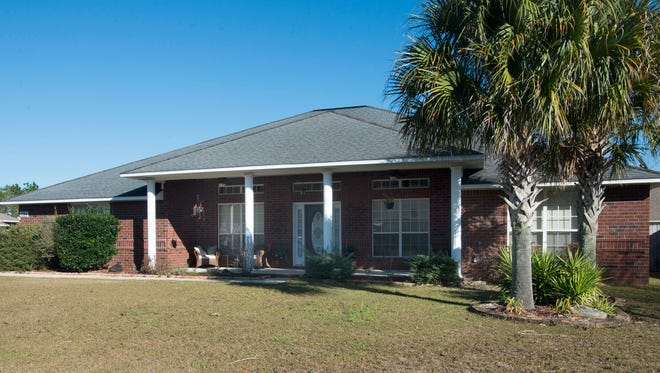 Coldwell Banker lists this Pensacola home, located on Pitcher Plant Circle off Bauer Road, at $325,000. In a year-end market-wide review, Coldwell Banker Regional Sales Vice President of Northwest Florida Denis McKinnon said he expects mortgage rates to rise this year and an influx of millennial first-time homebuyers.