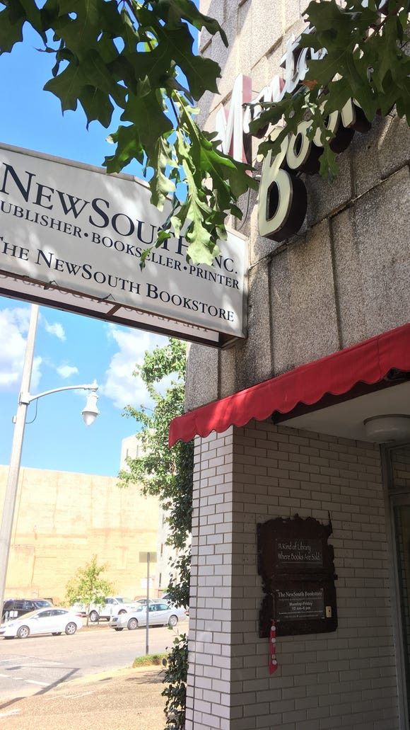 NewSouth Bookstore plans to change its name to Read Herring.