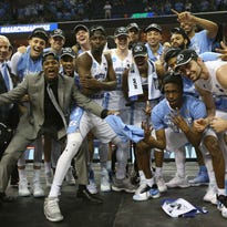 Final Four: North Carolina gets to act like it has been there before
