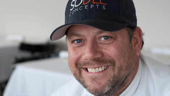 Dough Ruley, corporate chef at SoDel Concepts.