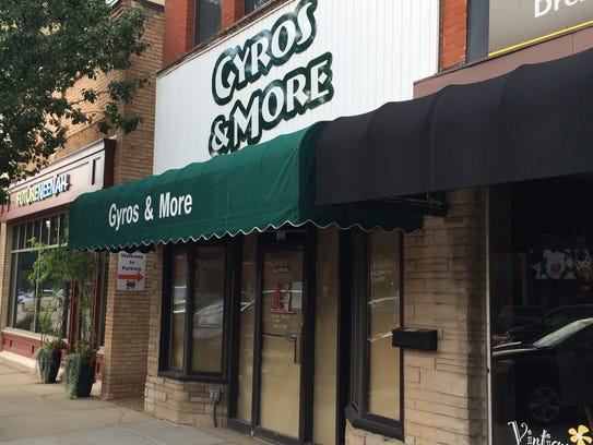 The former Gyros & More is becoming a new bar and kitchen.