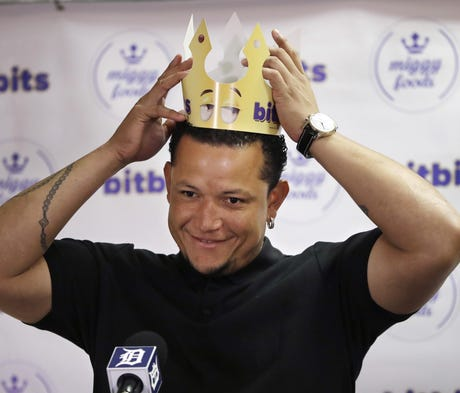 Miguel Cabrera has hit as fearsomely as almost any...