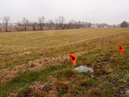 Land near the corner of S.18th Street and County Road