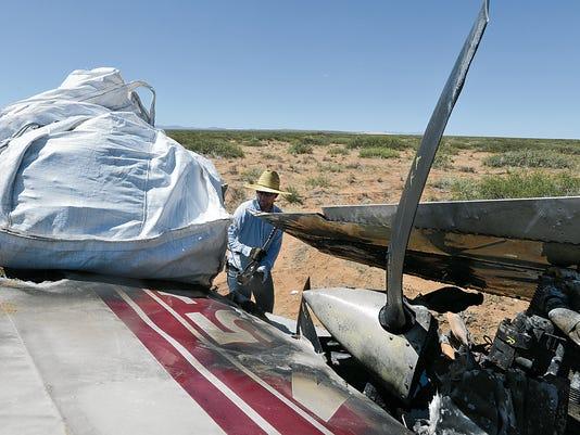 Elite Medical Transport plane crash