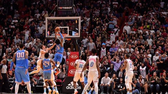 USP NBA: SACRAMENTO KINGS AT MIAMI HEAT S BKN MIA SAC USA FL