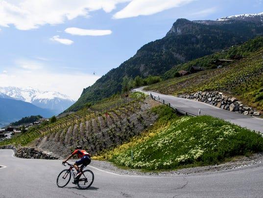 EPA SWITZERLAND CYCLING TOUR DE ROMANDIE SPO CYCLING CHE