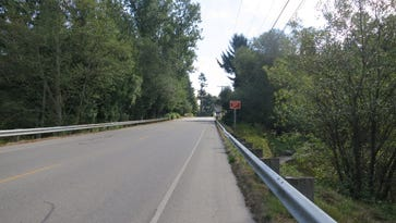 A culvert carrying Carpenter Creek under West Kingston Road will be replaced by a bridge.