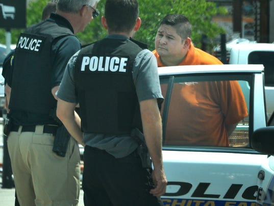 Johnny Acosta arrested